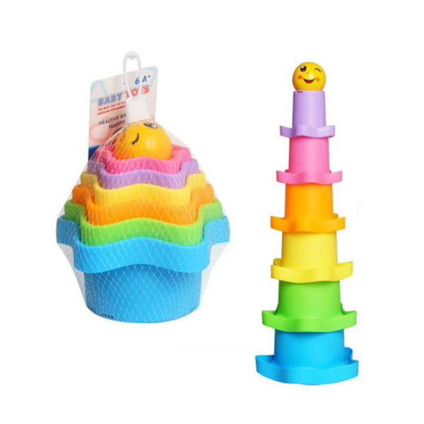 Baby Toys Stacking Cups 617