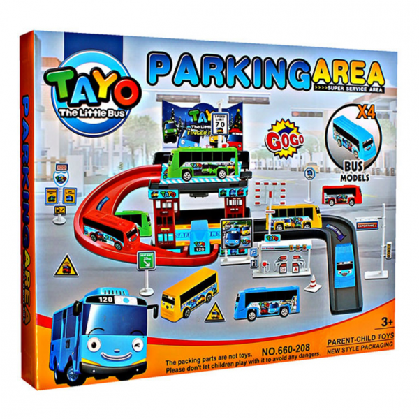 Tayo Parking Track 660-208