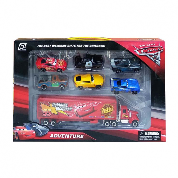 Die Cast Cars 3 No.70327-K1