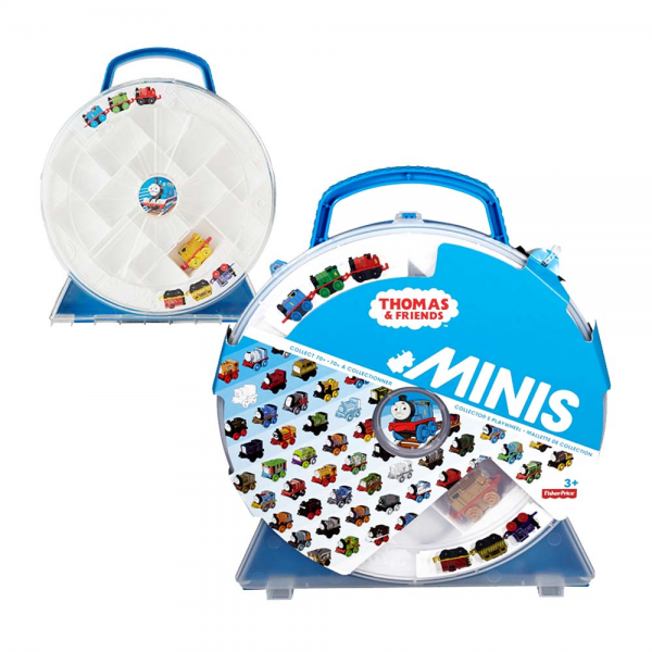 Thomas & Friends Minis Collector's Playwheel Storage Bag