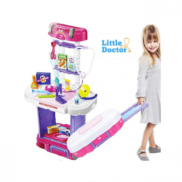 3in1 Little Doctor Suitcase