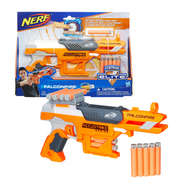 Nerf N-Strike Elite AccuStrike Series FalconFire Original