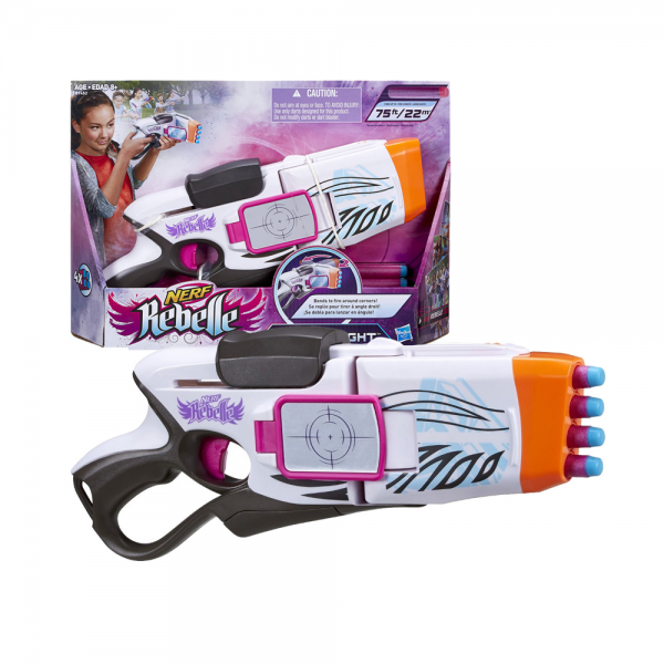 Nerf Rebelle CornerSight Blaster Original