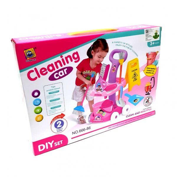 DIY Set Cleaning Car 666-86