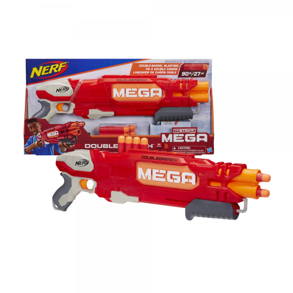 Nerf N-Strike Elite DoubleBreach