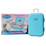 Frozen Make Up and Nail Art Playset Suitcase
