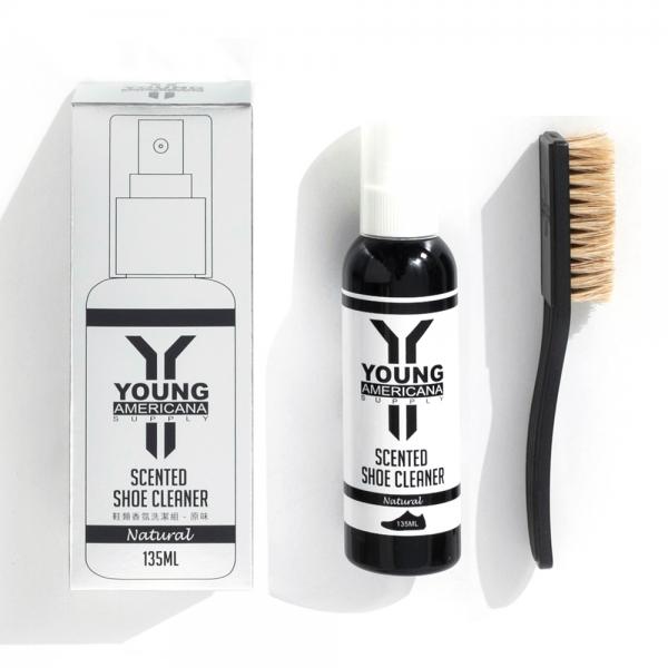 Y.A.S_Shoe Cleaner (Natural) 135ML