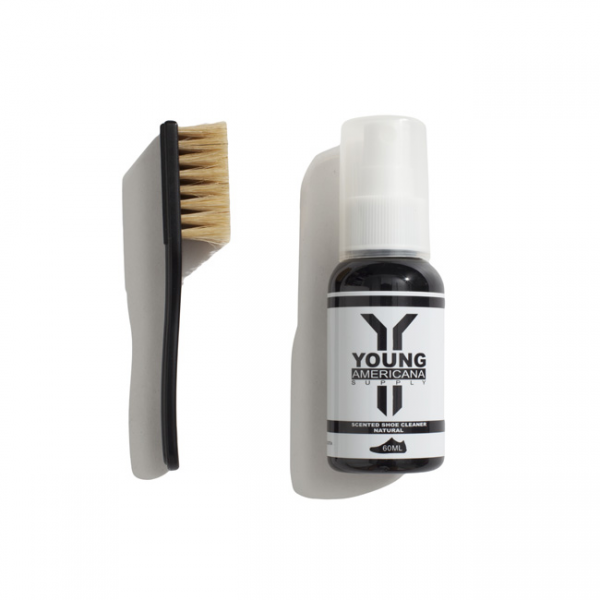 Y.A.S_Shoe Cleaner (Natural) 60ML