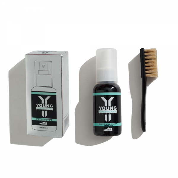 Y.A.S_Shoe Cleaner (Green Tea) 60ML