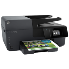 HP Officejet Pro 6830 Printer multifungsi Fax Wifi