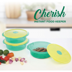 Cherish Instan Food Keeper Wadah Makanan