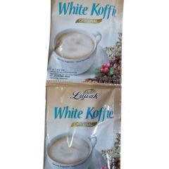 Luwak White Coffee 1 renceng