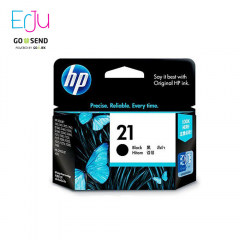 HP 21 Black Ink Catridge Original
