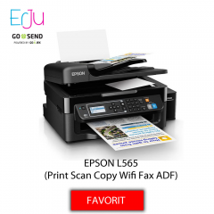EPSON Printer L565 All In One Print, Scan, Copy, Fax, WiFi