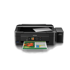 EPSON Printer L455 Print Scan Copy WiFi