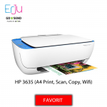 HP 3635 Deskjet All in One A4 Printer Wireless Ink Advantage