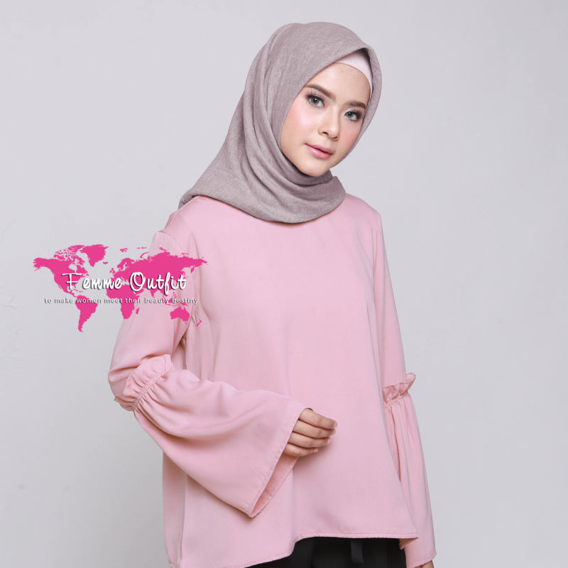 Kyara Top Sweet Pink