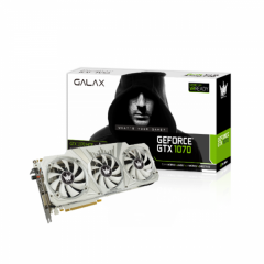 Galax NVidia GeForce GTX 1070 HOF (Hall Of Fame) 8GB DDR5 PCI-E VGA Card
