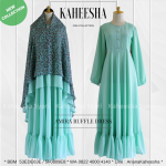 Amira Ruffle Dress